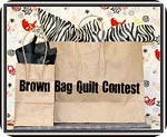 Brown Bag Quilt Challenge