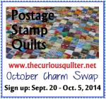2014-postage-stamp-quilt-swap OCtober