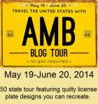 AMB Blog Tour Widget button